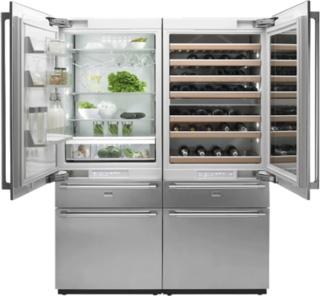 Ионизация воздуха FreshAir в холодильниках Asko