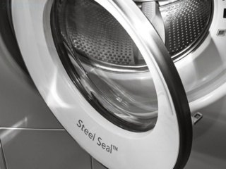 Steel Seal – дверца особой конструкции в стиральных машинах Asko