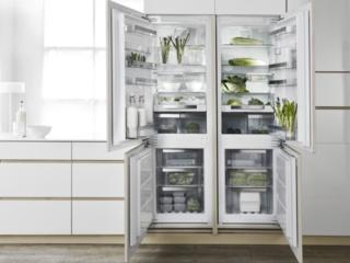 Контейнер для овощей и фруктов Freshbox в холодильниках Asko