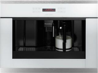 Сенсорное управление и дисплей на кофемашинах от компании ASKO