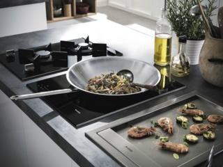 Определение посуды в индукционных варочных панелях Asko