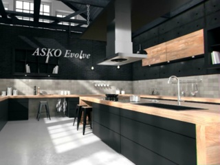 Режим интенсивной очистки Boost+ у вытяжек Asko