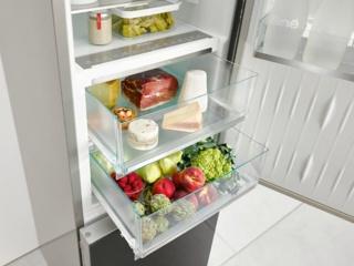 Внутреннее LED-освещение в холодильниках Аско