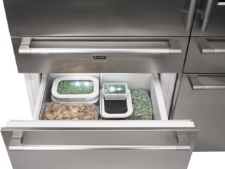 Система охлаждения Cool Flow c ионизатором в холодильниках Asko