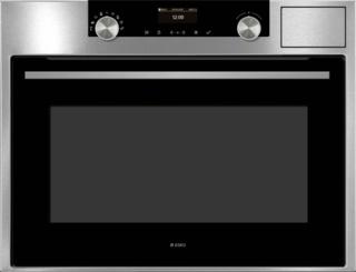 Функции духовки: СВЧ, конвекция, гриль, таймер, встроенная пароварка, автопрограммы, безопасность